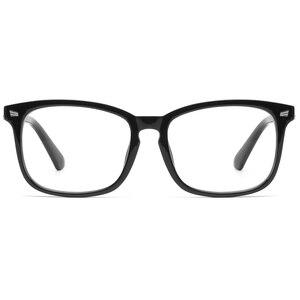 Image 3 - Cyxus bleu lumière ordinateur lunettes pour bloquer les maux de tête noir PC lentille jeu lunettes unisexe (hommes/femmes) 8582