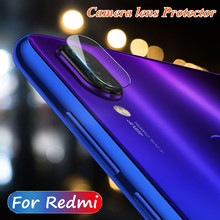 Cmera lens Glass Protector For Xiaomi Redmi Note 7 8 Pro Redmi 7 7A Global version Screen Protective back cmare cover film(China)