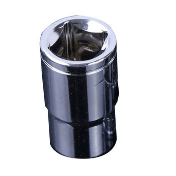 "1/2"" 8mm/9mm/10mm Hexagon Ratchet Socket Wrench Head Sleeve Double End Mini Short Dismountable Torque"