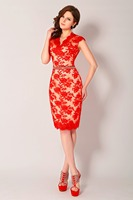 Plus Size Designer Princess Homecoming Dresses Keen Length Lace Dress 2016 New Arrival Prom Gowns vestido de noiva curto