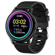 Roruite2021 Smart Watch Heart Rate And Blood Pressure Monitoring, Sleep Tracking Pedometer Calorie Smartwatch For Men And Women
