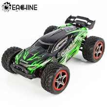 Eachine EAT11 1/14 2.4G 4WD RC samochód do driftu High Speed 45 km/h modele pojazdów terenowych W/ Head Light pełna proporcjonalna kontrola zabawki