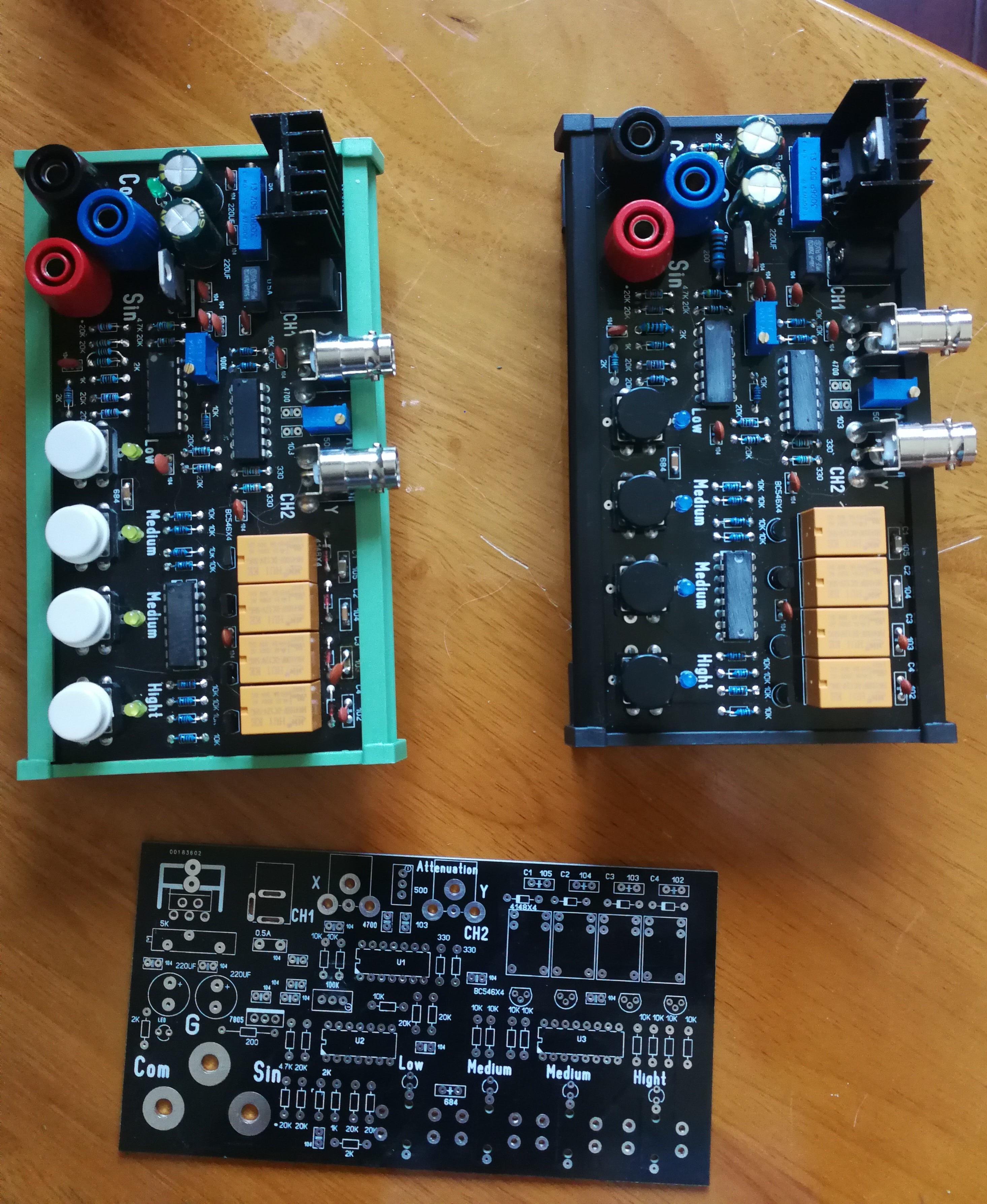 Circuit Board Repair Online Tester, VI Curve Graph Instrument, ASA Test.
