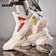 Men Sneakers Bounce Summer Outdoor Sport Shoes Professional Training Shoes Men Casual shoes Super Cool Breathable Running Shoes laisumk man breathable shoes for men sneakers bounce summer outdoor shoes professional shoes brand designer