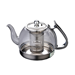 Image 4 - Heat Resistant Glass Teapot Electromagnetic Furnace Multifunctional Teapot Induction Cooker Kettle
