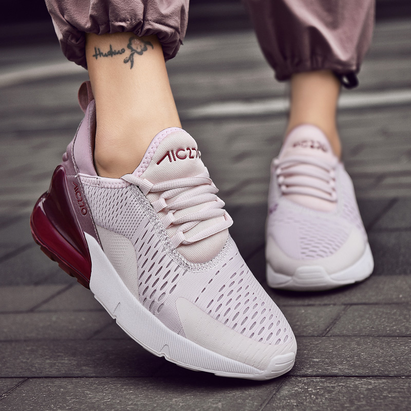 Sneakers Women 2019 Light Weight Running Shoes For Women Breathable Zapatos De Mujer High Quality Couple Sport Shoes Cheap