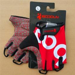 Drop Ship Men Bike Bicycle Glove Outdoor Cycling Sports Breathable Gloves Women MTB Bike Half Finger Sponge Pad Gloves Black XL