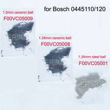 CR Injector Valve Repair-Kits F00VC05009 Steel-Balls