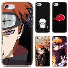 Voor Huawei Y6 Y5 2019 Voor Xiaomi Redmi Opmerking 4 5 6 7 8 Pro Mi A1 A2 A3 6X 5X 7A Anime Naruto Akatsuki Pijn Soft Case Cover(China)