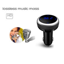 Upgrade Car MP3 Player Bluetooth Handsfree FM Transmitter Dual USB Port With Wireless Remote Control