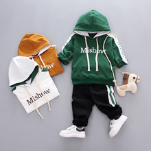 New Spring Active Casual Kid Suit Children Baby Boy Clothing Girl Boys Clothing Baby Girl Baby Boy Clothes Clothing Set 40 anlencool free shipping attitude baby boy valley korean version of the leisure suit baby boy clothing set spring baby clothing