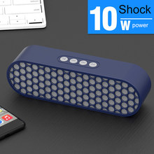 Mini Bluetooth Speaker Portable Wireless Speaker Sound System 3D Stereo Music Surround Support Smartphone Computer Audio(China)