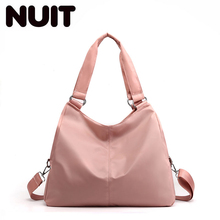 Female Nylon Single Shoulder Bags Ladies Hot Classic Travelling For Women Large Casual Tote Bag Fashion Handbags