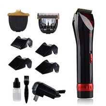 Professional ที่เงียบสงบ Clipper ผม Trimmer (China)