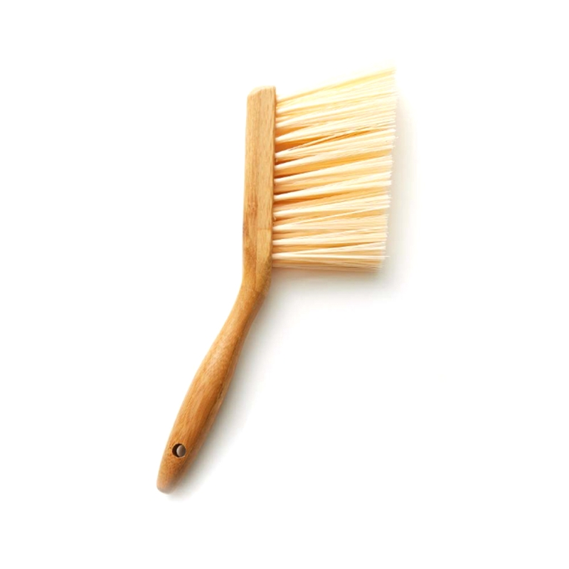 Small broom set Japanese desktop cleaning mini broom bucket combination