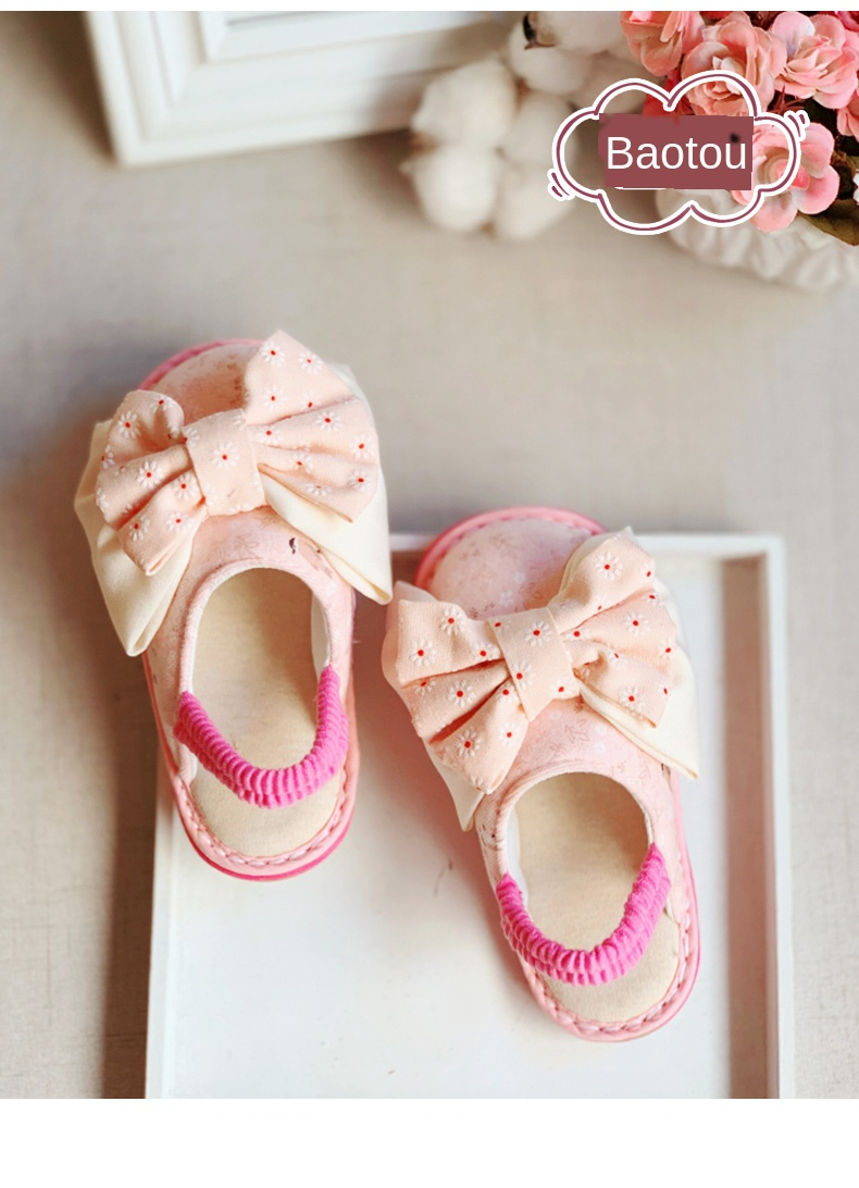 das crianças meninas bonito rosa princesa bowknot