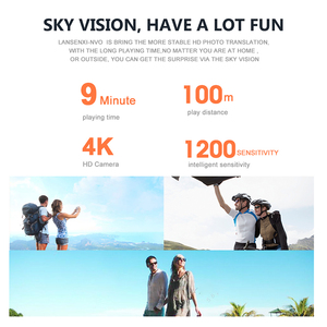 Image 5 - H3 Drone HD 4K 1080 WIFI Transmission 4K HD Camera Optical flow Hover with for Rc drone VR mode drones Quadcopter Dron toy
