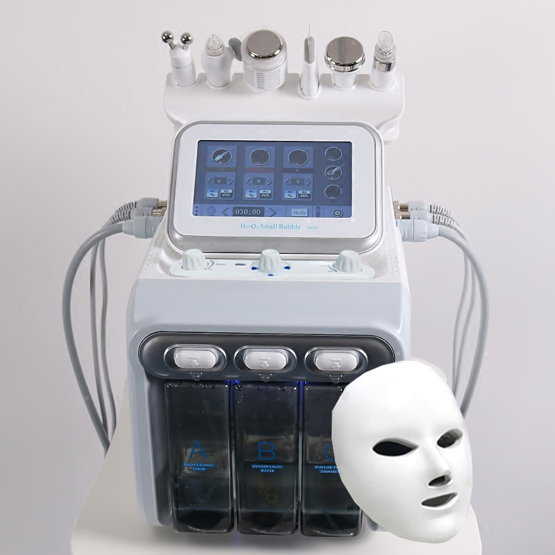 NEW 7 In 1 Skin Rejuvenation Hydro Dermabrasion/ Diamond Dermabrasion Machine/water Hydrodermabrasion