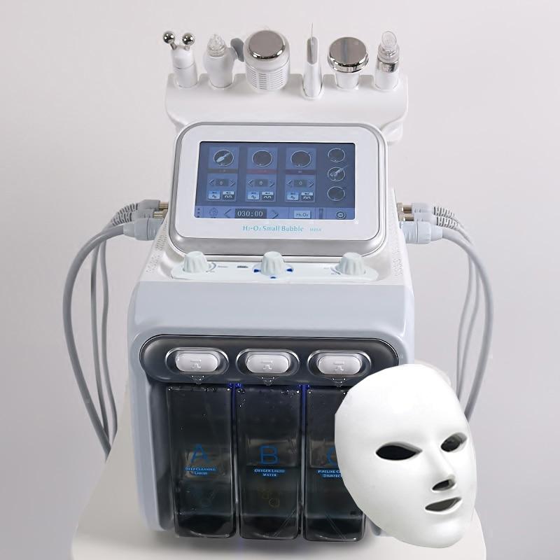 NEW 7 In 1 Skin Rejuvenation Hydro Dermabrasion/ Diamond Dermabrasion Machine/water Hydrodermabrasion