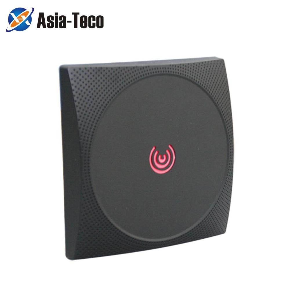 KR601E Access Control RFID Card Reader 13.56MHZ 125Khz Proximity Card Reader Wiegand 26 34 NFC Reader IP65 Waterproof
