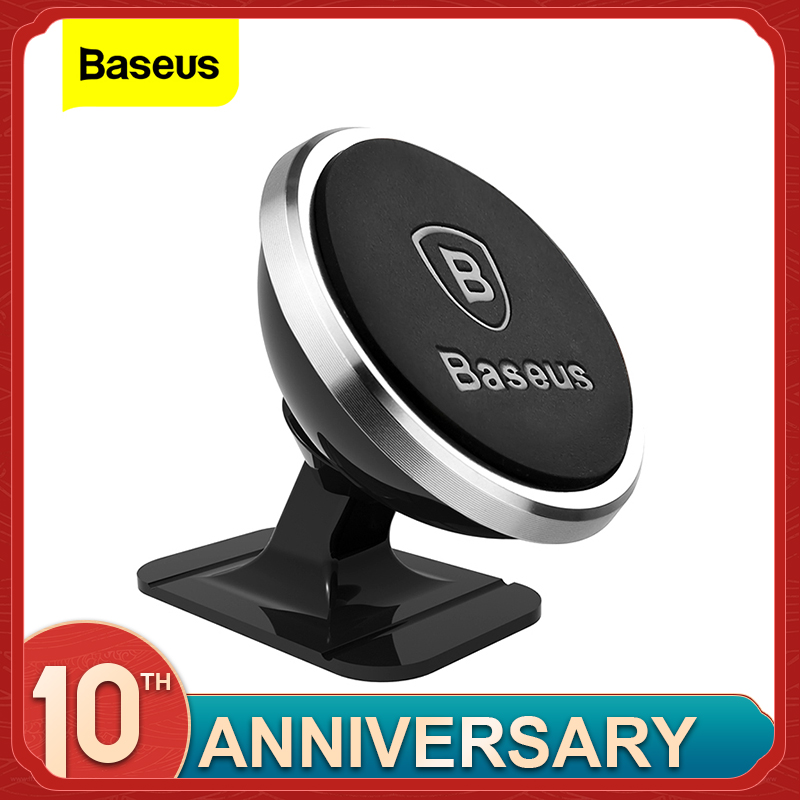 Baseus Car-Phone-Holder Stand Magnet-Mount Universal for iPhone 11 in title=