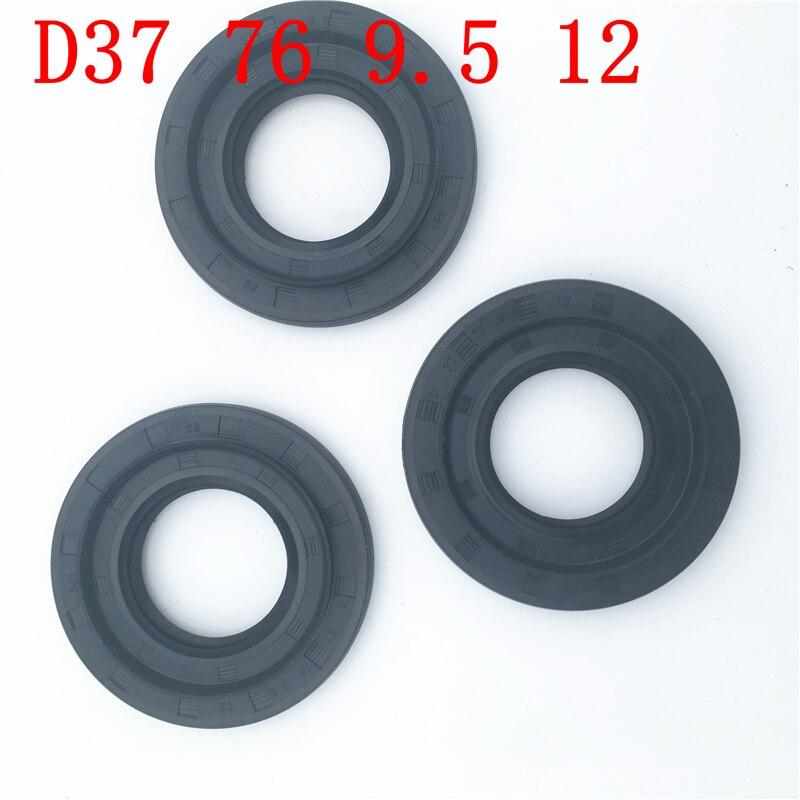 2pcs Water Seal D37 76 9.5112 Oil Seal Ring D3776 9.5 JY For Original LG Drum Washing Machine Seal D37 76 9.5 12 JY