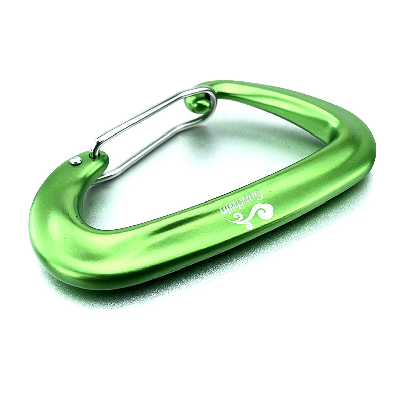Green Carabiner / Hammock Carabiner / Hook For Hammock