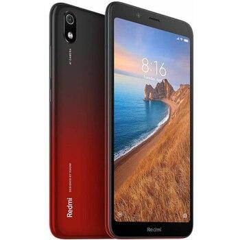 Перейти на Алиэкспресс и купить Xiaomi Redmi 7A 2 ГБ/32 ГБ красная с двумя SIM-картами