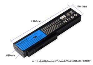 Image 4 - KingSener Corea Cellulare A32 N61 Batteria per ASUS N61 N61J N61D N61V N61VG N61JA N61JV M50s N43S N43JF N43JQ N53 N53S n53SV A32 M50