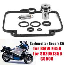 Carburetor Repair Rebuild Kit for BMW F650 Suzuki GS500 Auto