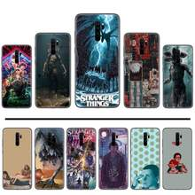 Stranger Dingen Seizoen 3 Custom Photo Soft Telefoon Case Voor Xiaomi Redmi 4X5 Plus 6A 7 7A 8 mi8 8 Lite 9 Note 4 5 7 8 Pro(China)