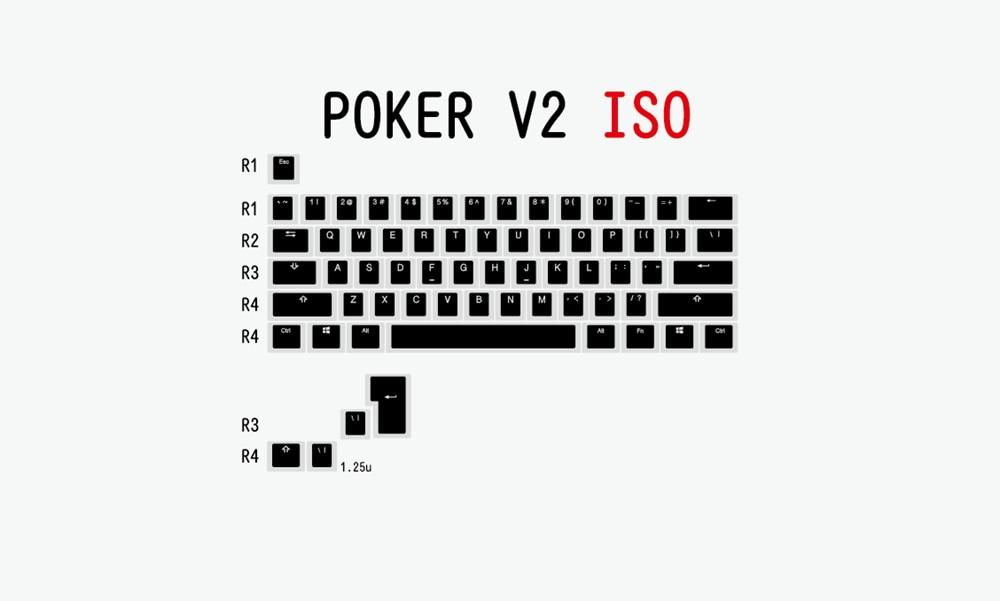 布丁V2-黑白-Poker ISO