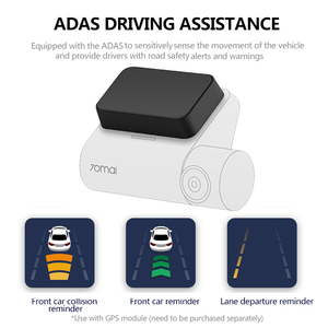 Image 5 - 70mai Dash Cam Pro GPS ADAS Speed & Coordinates Car DVR Camera Wifi 1944P HD Voice Control 70 Mai Dashcam 24H Parking Monitor