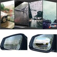 Car-Rearview-Mirror Rainproof-Film Film-Membrane Car-Sticker-Accessories Protective Anti-Fog