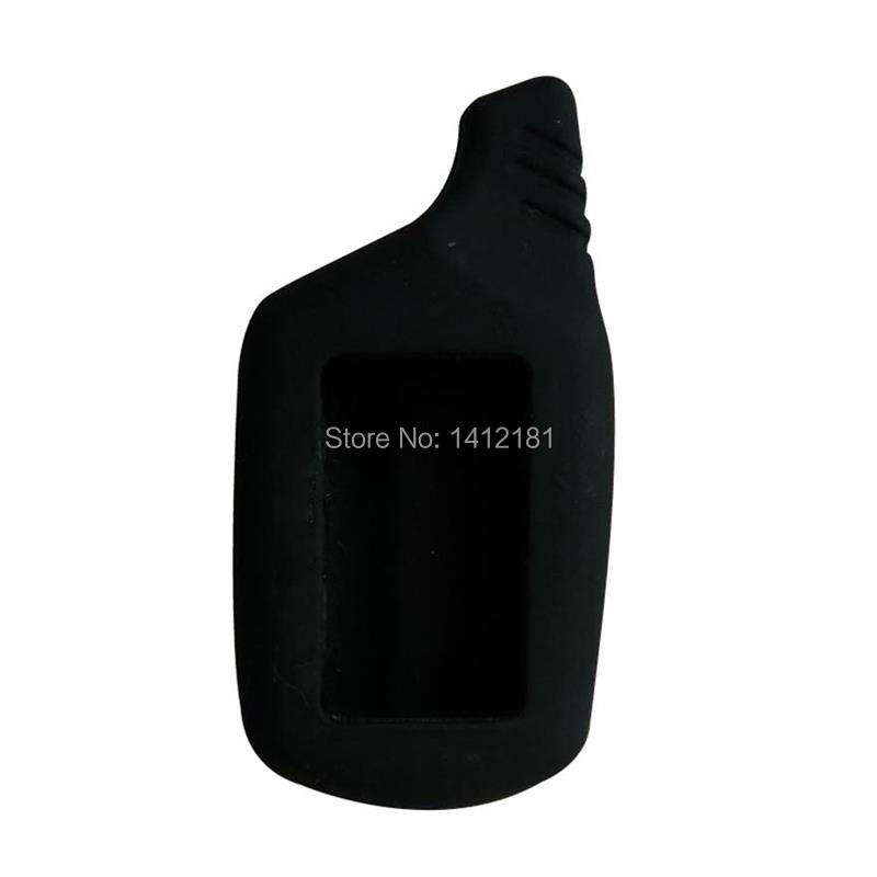 B9 B6 Silicone Key Case For 2 Way Lcd Remote Control Keychain Starline B9 A91 A61 B91 B61 V7 KGB FX-3 FX-5 FX-7 FX 3/5/7 FX3/5/7