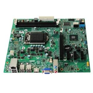 Image 3 - Original For Dell OptiPlex OPX 390 390DT 390MT H61 Desktop motherboard MB Intel LGA 1155 DDR3 MIH61R 0M5DCD 10097 1 48.3EQ01.011