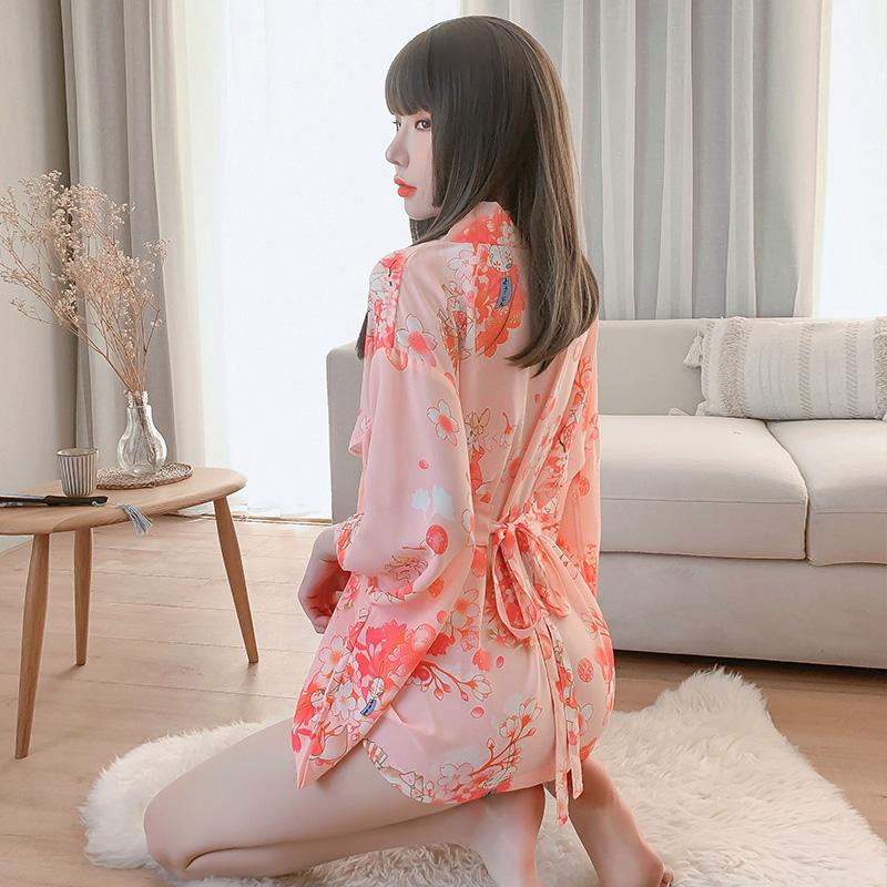 Yakuza Premium Chemise Longue 2835 Jaune XS S M L XL Femmes Skull Tank Top Shirt Robe