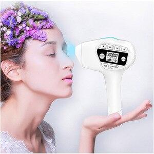 Image 2 - 1500000 نبض المهنية IPL الدائم لنزع الشعر بالليزر إزالة الكهربائية صور النساء مؤلم خيوط الشعر أداة إزالة