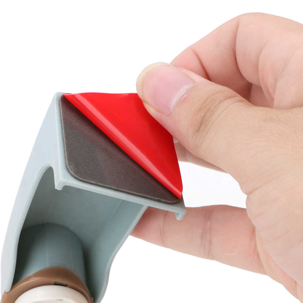 HILIFE magnetyczne mydelniczka przenośny stojak do przechowywania na ścianie trzymać mydelniczki łazienka akcesoria 5 kolorów