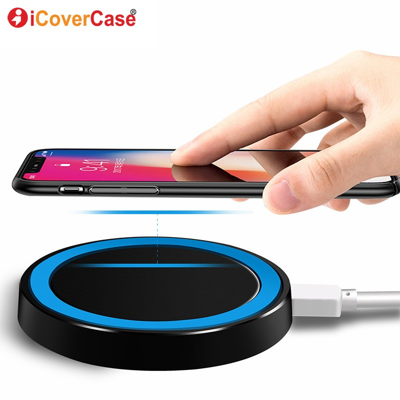Wireless Charger For LG G8 G8X V50S V60 Thinq 5G Ulefone Armor 5 5S 6 6S 6E 7 X Power 5 T2 Qi Charging Pad Case Phone Accessory