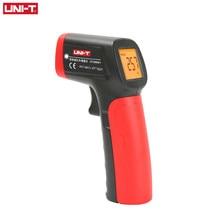 UNI-T UT300A + 100cm laserowy termometr na podczerwień ręczny Termometro cyfrowy przemysłowy bezdotykowy laserowy miernik temperatury pistolet