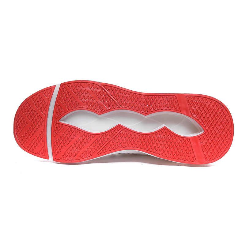 2020 mężczyźni sport Tenis buty Super lekki oddychający Fly tkania siatki skarpety trampki czarny złoty biały męskie buty sportowe Tenis Masculino