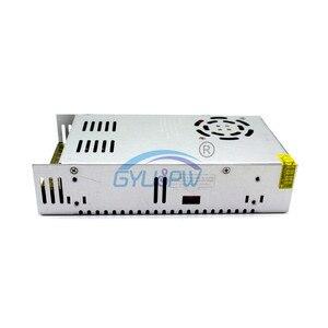 Image 4 - Fonte de alimentação dc 12v 50a 600w led driver transformador ac110v 220 v to12v dc adaptador de alimentação para lâmpada tira cnc cctv