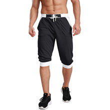 Summer Shorts Men Brand Clothing Hip Hop Mens Short Sweatpants Jogger Sporting Trousers Streetwear quick-dry mesh shorts Male