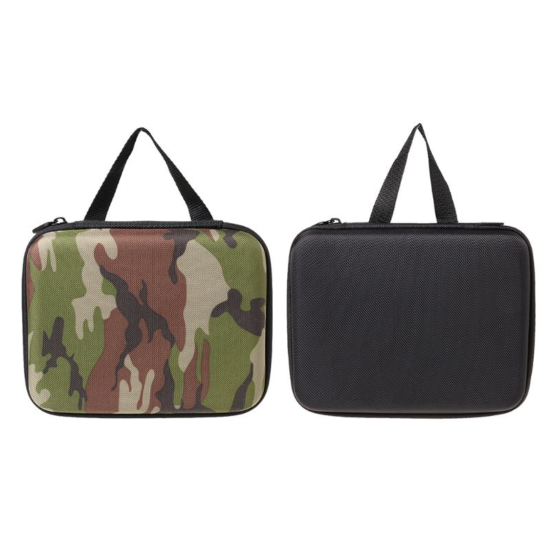 Travel Protective Case Storage Bag Handbag For Baofeng UV-9R UV82 Walkie-talkie