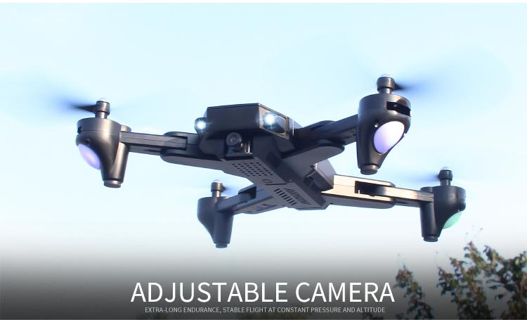 cheapest Optical Flow Positioning Drone 4K with Long Endurance Dual Camera HD Helicopter WiFi FPV Gesture Photo Four-axis Aircraft Selfie