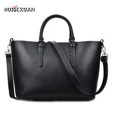 Large Capacity PU Leather Handbags Women Bags Pu Leather Shoulder Bag Casual Tote Bags Female Famous Brands Luxury Shoulder Bag цена 2017