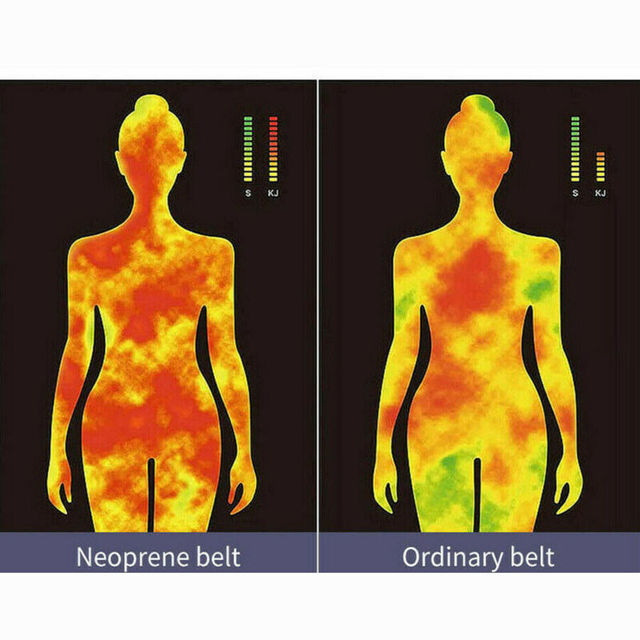 Women Waist Trainer Neoprene Belt Hot Sauna Sweat Body Shaper Tummy Control Slim 3