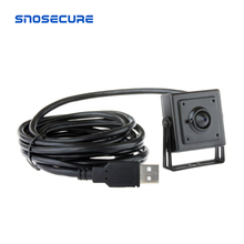 Snosecure マイクロサイズ正方形 30Fps 2MP 0V2710 セニョール hd 8MP ピンホールレンズミニカメラ usb atm やキオスク車車使用