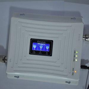 Image 4 - Усилитель сотового сигнала Lintratek, 2G 3G 4G GSM трехполосный 900 DCS 1800 WCDMA 2100